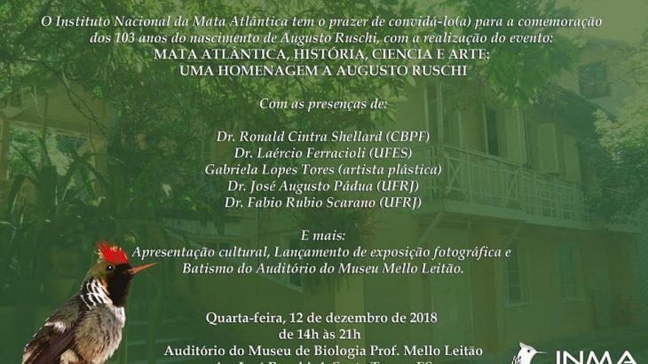 Convite Aniversario Rusci 103 - 2018