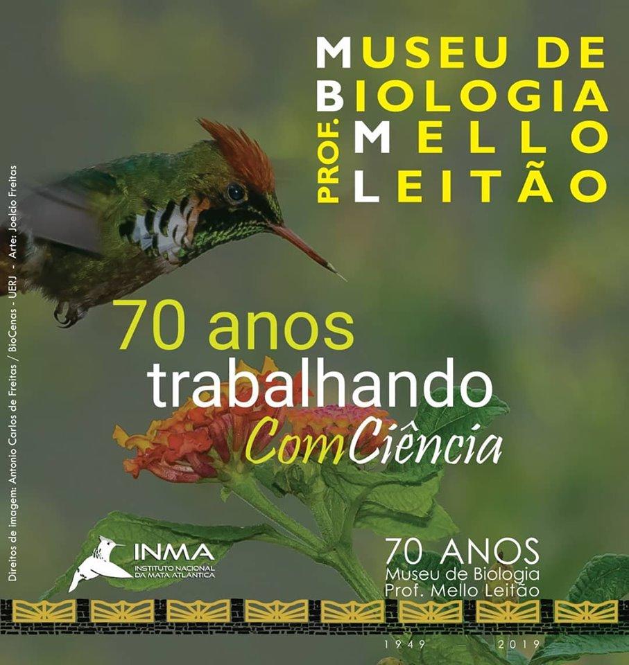 Museu Mello Leitão completa 70 anos trabalhando ComCiência
