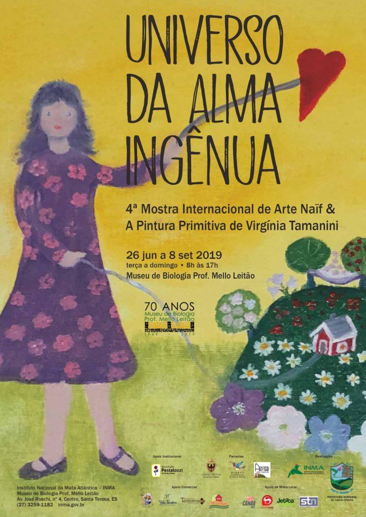 Exposição Arte Naif